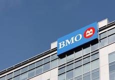 La Banca di Montreal Fotografie Stock Libere da Diritti