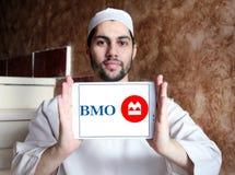 La Banca di Montreal, BMO, logo Fotografia Stock