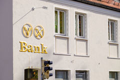 La Banca di VR Fotografia Stock Libera da Diritti