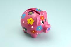 La Banca Piggy immagine stock