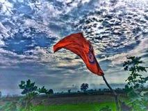 La bandera imagen de archivo