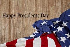 La bandera de los Estados Unidos Fotografía de archivo libre de regalías