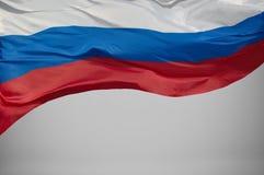 La bandiera Fotografia Stock Libera da Diritti