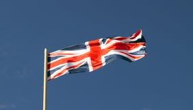 La bandiera dello stato della Gran Bretagna, Inghilterra, Regno Unito Fotografie Stock