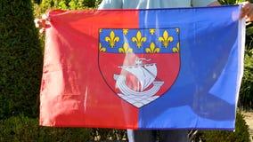 La bandiera di Parigi