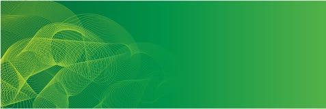La bannière géométrique abstraite moderne de Web et d'insecte conçoivent photo stock