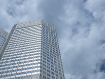 La Banque Centrale Européenne Images stock