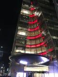La Banque de Chine - New York Photos stock