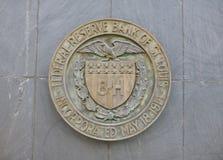 La banque fédérale de réserve de St Louis Photo libre de droits
