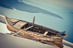 La barca Fotografia Stock
