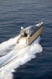 La barca Fotografie Stock