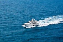 La barca d'accelerazione Fotografia Stock