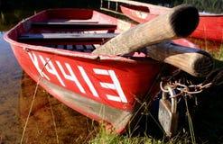 La barca ha chiuso III a chiave fotografia stock