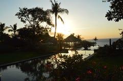 La barra Bali de la roca foto de archivo