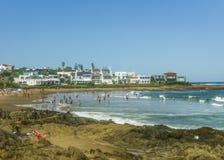 La Barra Beach in Uruguay Royalty Free Stock Photography