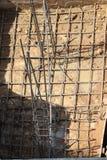 La barre d'acier Photo libre de droits