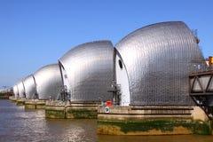 La barrera de Thames Fotografía de archivo