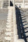 La barrière de marbre Image stock