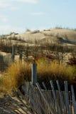 La barrière en bois. Images libres de droits