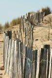 La barrière en bois. Photos stock