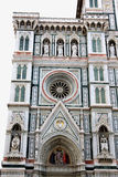 La basílica de St Mary de la flor es la iglesia principal de Flore Fotografía de archivo libre de regalías