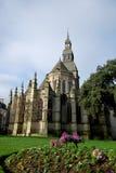 La basílica y el jardín de Dinan Imagen de archivo