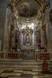 La Basiilica di Nostra Signora delle Vigne in Genoa, Italy Royalty Free Stock Photography