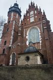 La basilica del corpo del ` s di Dio Fotografie Stock