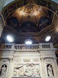 La basilica del santuario della Camera santa di Loreto nell'AIS immagini stock