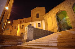 La basilica di St Mary dell'altare di cielo Immagine Stock