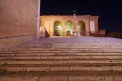 La basilica di St Mary dell'altare di cielo Immagine Stock Libera da Diritti