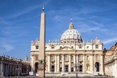 La basilica di St Peter Fotografia Stock