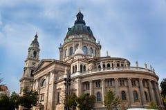 La basilica di St Stephen, Budapest, Ungheria Fotografia Stock