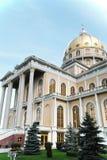 La basilica in lichene, Polonia Immagine Stock Libera da Diritti
