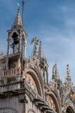 La basilica patriarcale della cattedrale del contrassegno santo Fotografia Stock