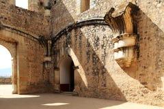 La basilica storica di Cuilapan, Oaxaca, Messico fotografia stock libera da diritti