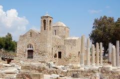 La basilique chrétienne tôt photos stock