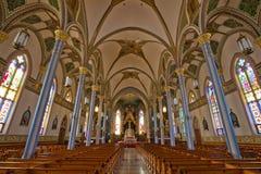 La basilique de la rue Francis Xavier Photos stock