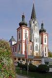 La basilique de Mariazell, Styrie, Autriche photographie stock libre de droits