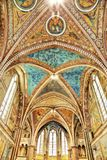 La basilique de San Francesco photo stock