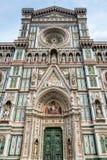 La basilique de Santa Croce à Florence Photo stock