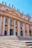 La basilique de St Peter à Rome photo stock
