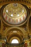 La basilique de Stephen de saint Image stock