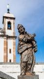 La basilique font Senhor Bom Jesus de Matosinhos photo stock