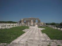 La basilique grande Images libres de droits