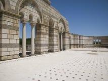 La basilique grande Photographie stock