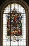 La basílica de Nuestra Senora de Los Ángeles (CR) Imágenes de archivo libres de regalías