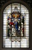 La basílica de Nuestra Senora de Los Ángeles (CR) Fotos de archivo
