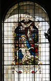 La basílica de Nuestra Senora de Los Ángeles (CR) Imagen de archivo libre de regalías