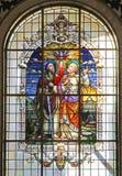 La basílica de Nuestra Senora de Los Ángeles (CR) Fotografía de archivo libre de regalías